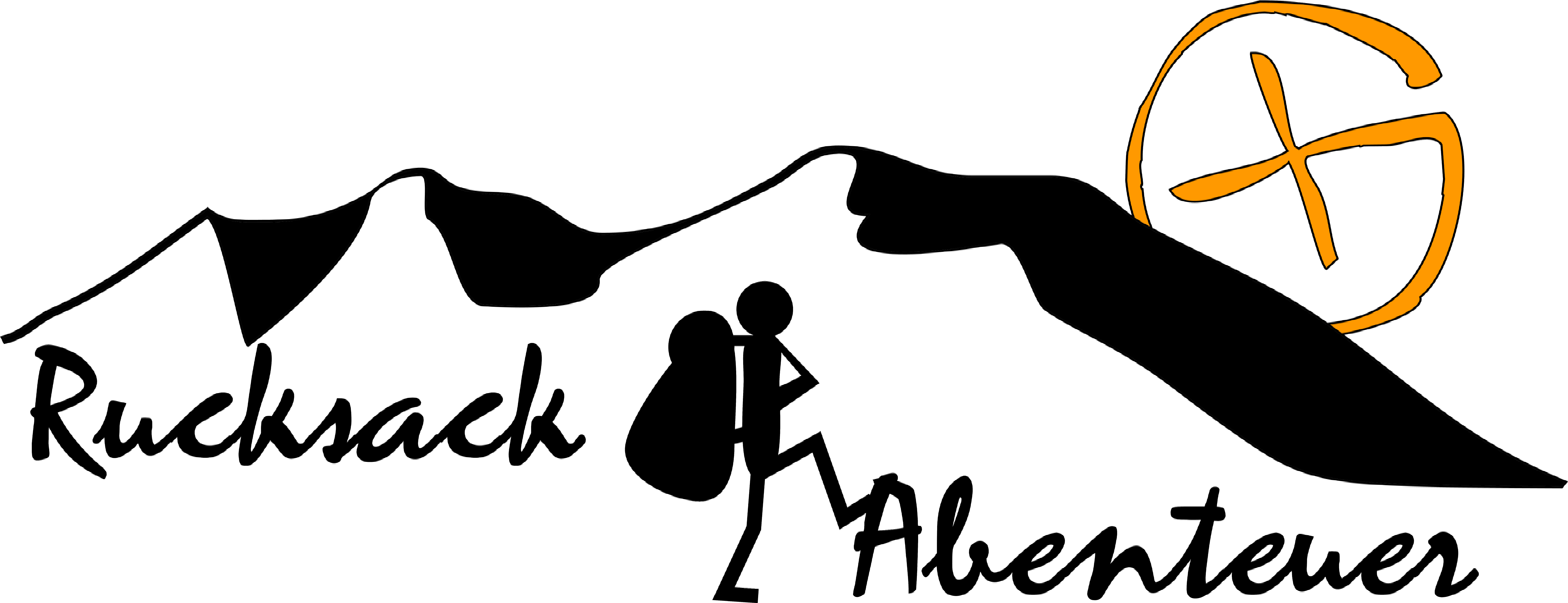 Rucksackabenteuer -Logo